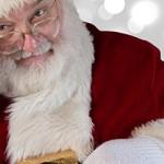 Santa has a secret sauce